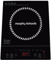 Morphy Richards Icon Essential 1600 Watts Induction Cooktop(Black, Touch Panel) Flipkart Rs. 2599.00