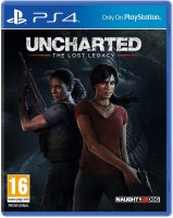 Uncharted: The Lost Legacy(for PS4) Flipkart Rs. 1979.00
