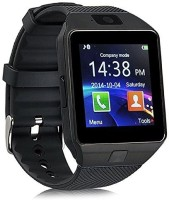 Celestech WS04 with SIM, 32 GB Memory Card Slot, Bluetooth and Fitness Tracker Gunmetal Grey Smartwatch(Black Strap Regular) Flipkart Rs. 1199.00