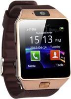 Mezire Bluetooth and Fitness tracker Copper Smartwatch (Brown Strap) Smartwatch(Brown Strap Regular) Flipkart Rs. 1195.00