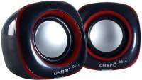 mezire QHM602 N-3 Portable Bluetooth Mobile/Tablet Speaker(Black, 2.1 Channel) Flipkart Rs. 349.00