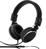 Flipkart SmartBuy Wired Headset With Mic(Black, On the Ear) Flipkart Rs. 725.00