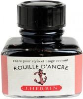 J. Herbin Ink Bottle: Pen