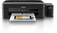 Epson L360 Multi-function Inkjet Printer(Black, Refillable Ink Tank) Flipkart Rs. 10799.00