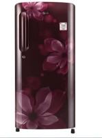 LG 190 L Direct Cool Single Door 4 Star Refrigerator(Scarlet Orchid, GL-B201ASOX) Flipkart Rs. 16749.00