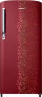 Samsung 192 L Direct Cool Single Door 2 Star Refrigerator(Royal Tendril Red, RR19M1712RJ-HL/RR19M2712RJ-NL) Flipkart Rs. 11999.00