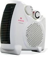 Singer Fan Room Heater (White)