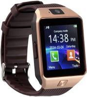 888 Golden Bluetooth Smart Notification Smartwatch Memory Slot,sim Slot Smartwatch(Brown Strap Regular) Flipkart Rs. 1149.00