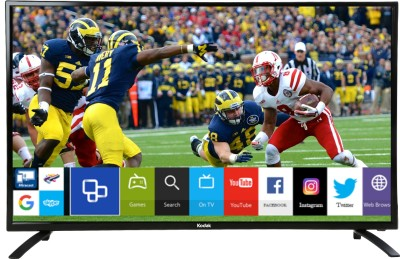 Deal of the Day – Buy Kodak 122cm (50) Full HD Smart LED TV at Price 35,990
