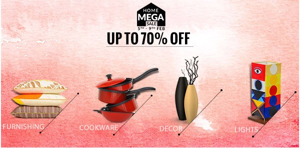 Home Mega Sale