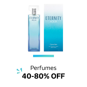 40% Off on Perfumes