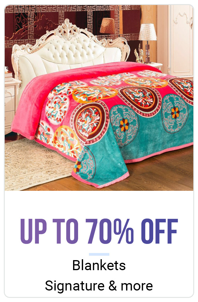 Bedsheet Up to 70% Off