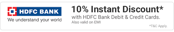 HDFC Bank Offer