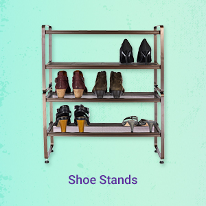 Under Rs.499 Shoe Stands