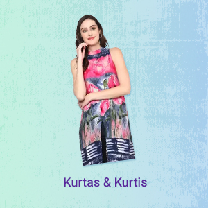 Kurtas and Kurtis