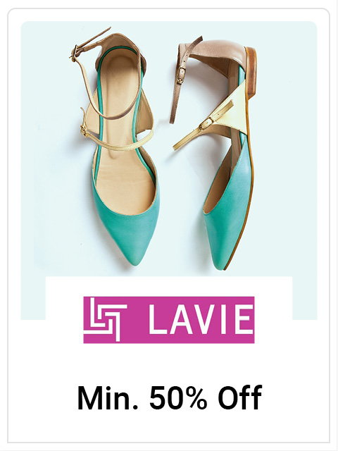 Lavie Min 50% Off