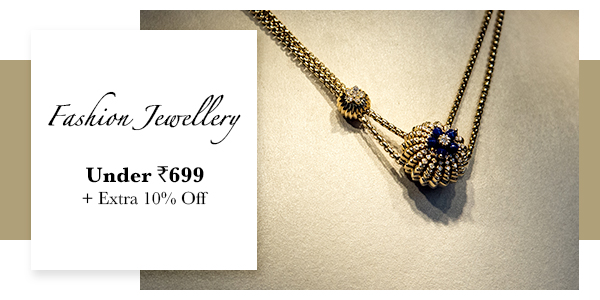 Jewelry under Rs. 699