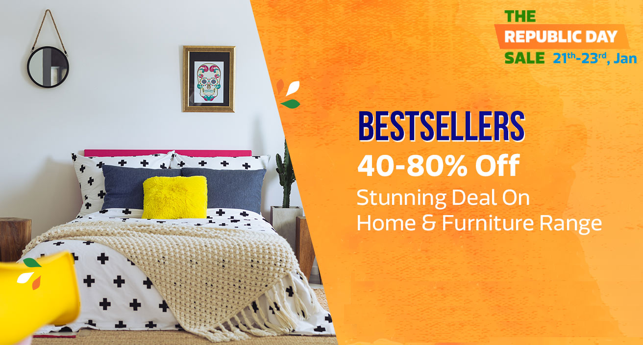 Irresistible Deals on Home and Furniture