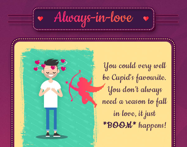 Are you Always in Love?