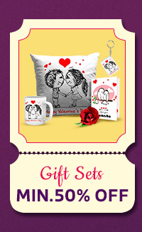 Gift Sets at Min.50% Off