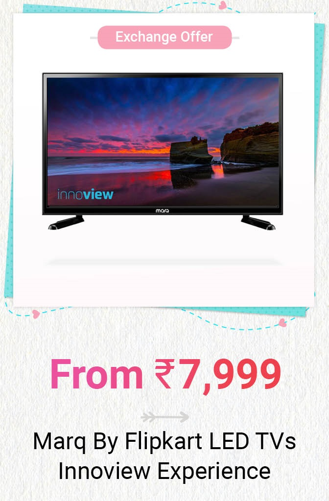 Marq by flipkart TV