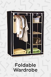 Foldable Wardrobes