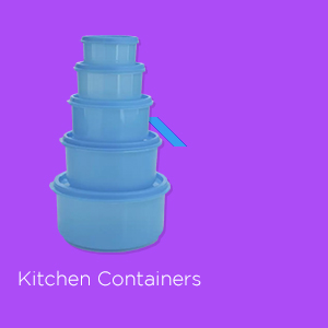 Kitchen Containers