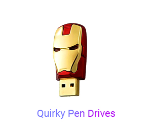 Quirky Pen Drives