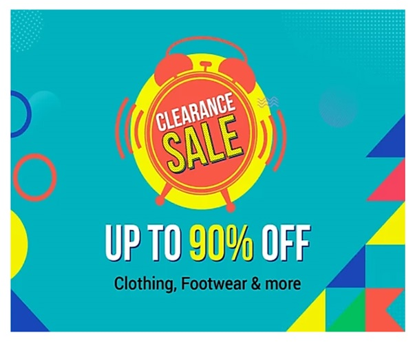 Mega Clearance Sale