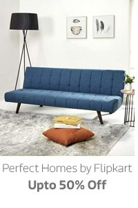 Perfect Homes by Flipkart up to 50% Off