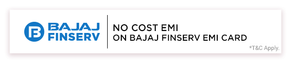 Avail No Cost EMI using Bajaj Finserv Limited Cards