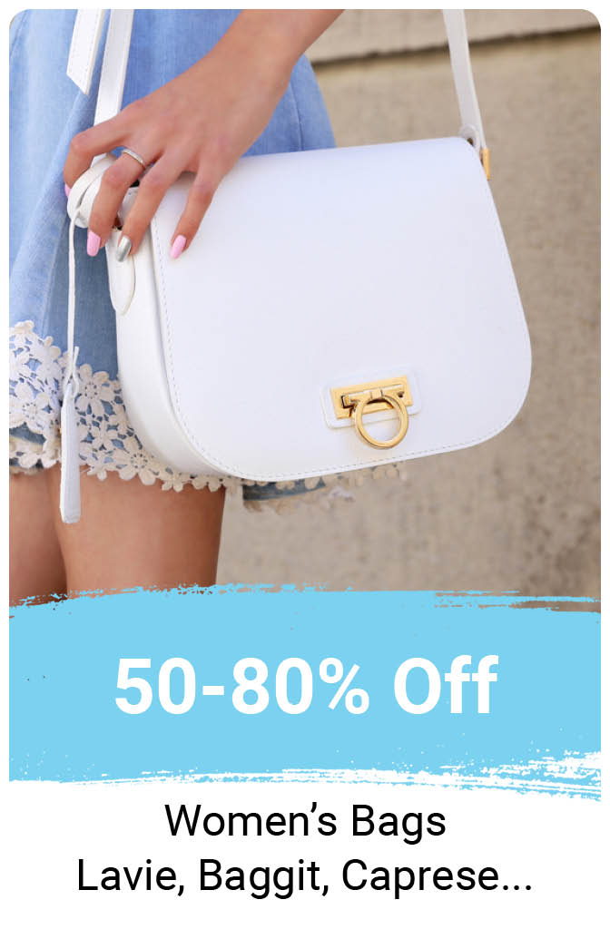 Women's Bags at Min.50% Off