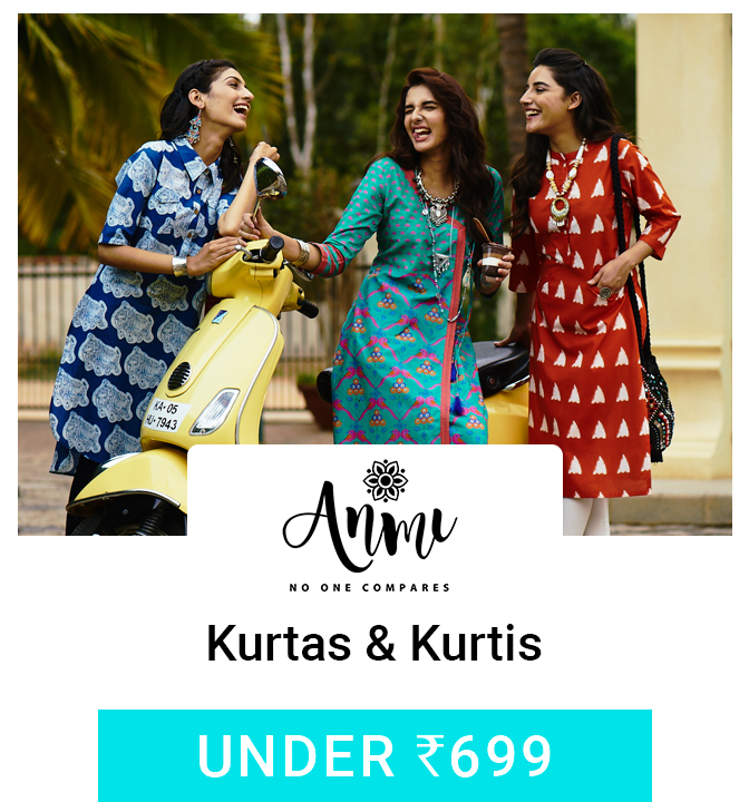 Anmi - Kurtas and Kurtis - Under Rs.699