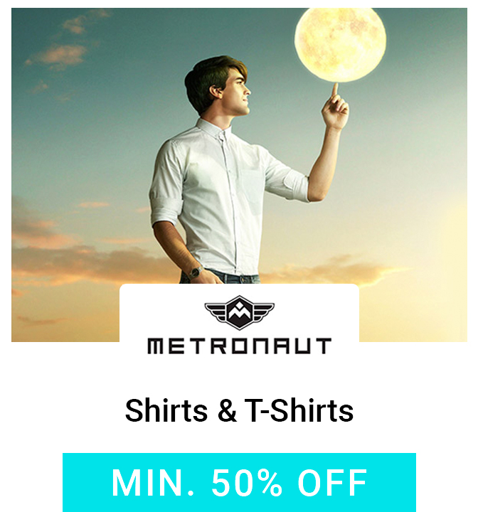 Metronaut - Shirts and T-Shirts - Min.50% Off