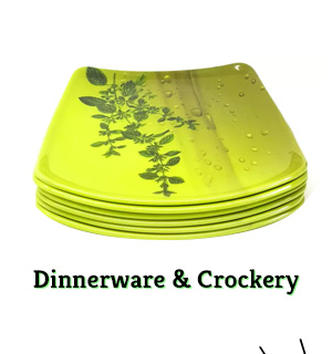 Dinnerware & Crockery