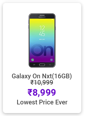 Galaxy On Nxt for Rs.8,999