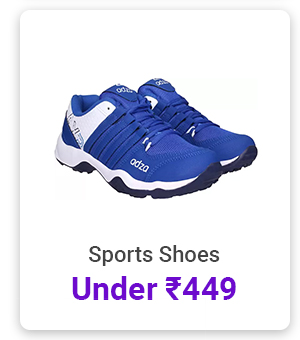 Sports Shoes under Rs.449