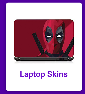 Laptop Skins Under Rs.299