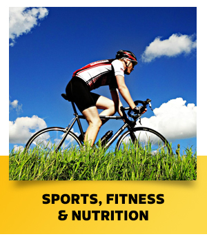 Sports, Nutrition and Fitness