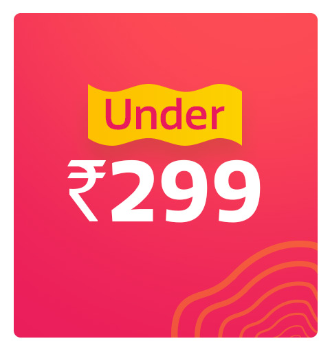 Under Rs.299