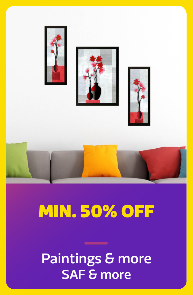 Paintings at Min.50% Off