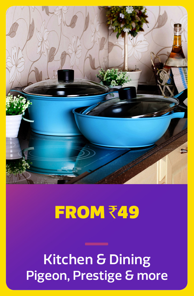Kitchen Essentials from Rs.89