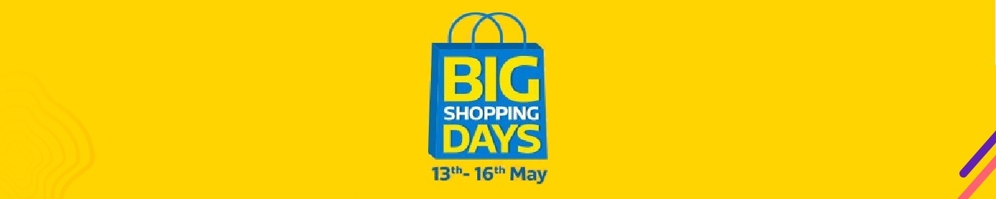 The Big Shopping Days!