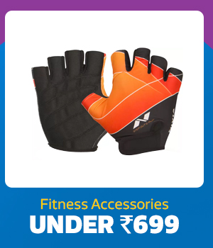 Fitness and Accessories under Rs.699
