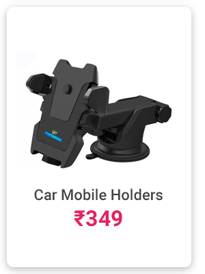 Car Mobile Holders at Rs.349