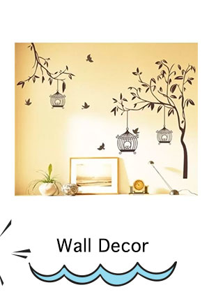 Wall Decor Range