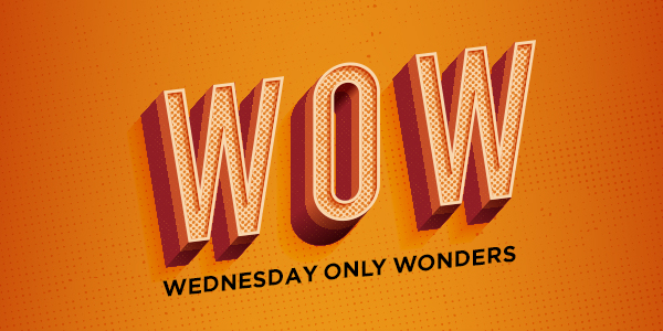 Wednesday Only Wonders