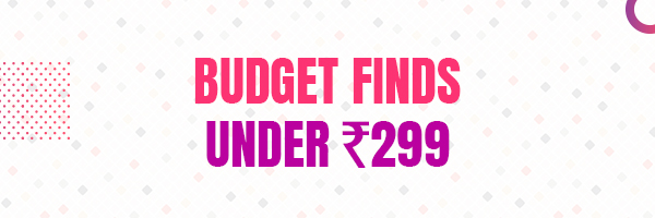 Under Rs.299!