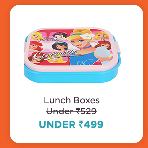 Lunch Boxes under Rs.499