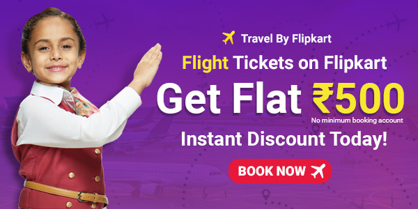 Travel by Flipkart